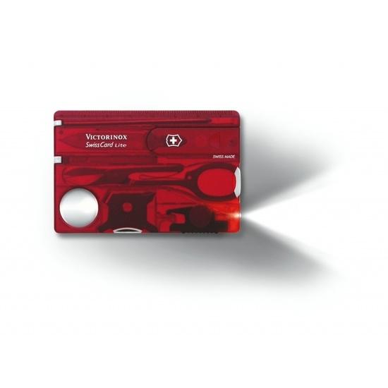 Knife Victorinox SwissCard Lite 0.7300.T