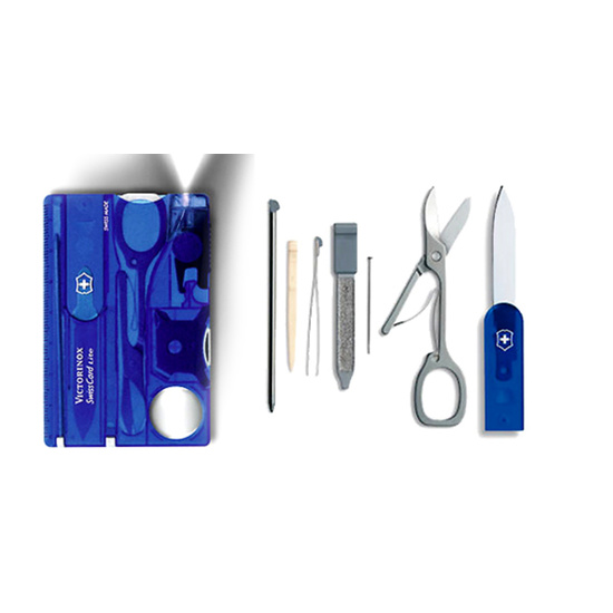 Knife Victorinox SwissCard Lite 0.7322.T2