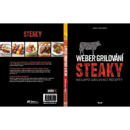 Weber grilling steaks CZ