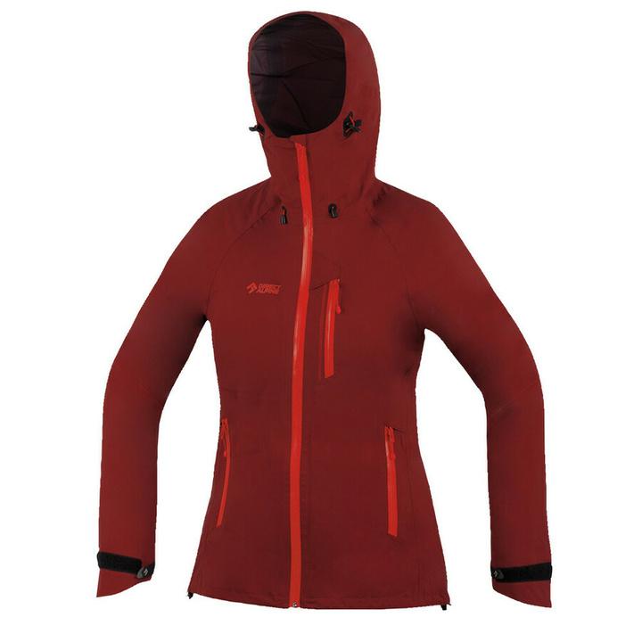 Jacket Direct Alpine Talung Lady rosewood / brick