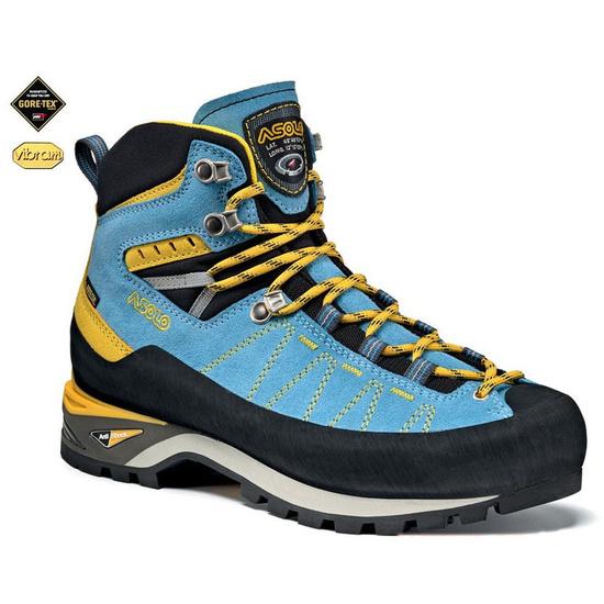 Shoes Asolo Piz GV ML azure/mimosa/A731