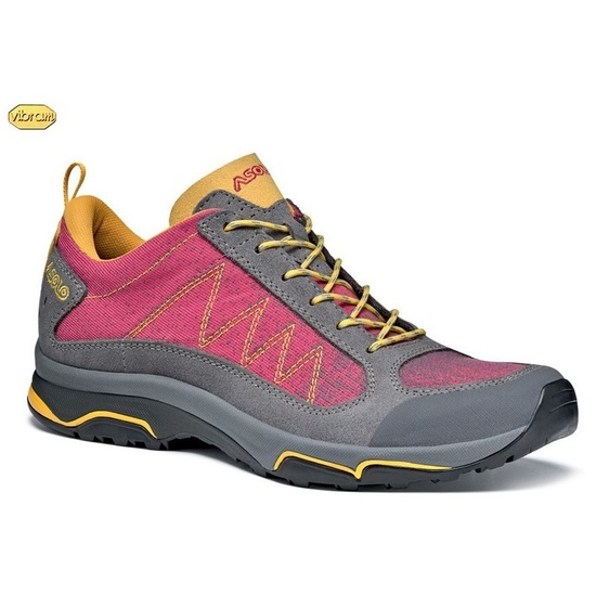 Shoes Asolo Fury ML donkey/fuchsia/A144