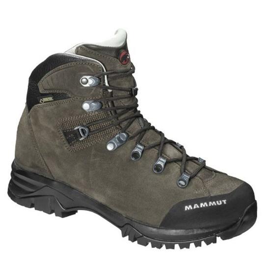 Shoes Mammut Trovatus High GTX ® Women Dark brown-black 7167