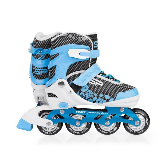 Roller skates Spokey SPARX blue