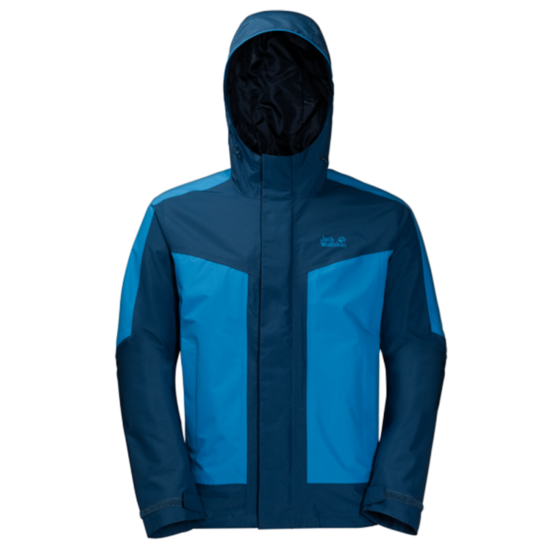 Jacket JACK WOLFSKIN Venture Tour Jacket Men blue