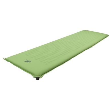 Sleeping pad self-inflating HANNAH Leisure 5,0 Green