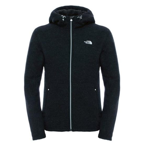 Sweatshirt The North Face M ZERMATT FULL ZIP H TNFBLACKBLCKHTR CF98KBN
