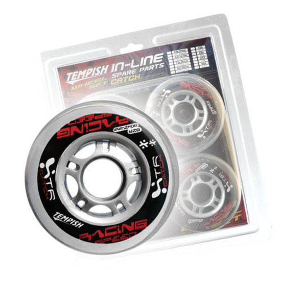 Set Wheels Tempish CATCH 76x24 mm 82A set wheel (4 pc)