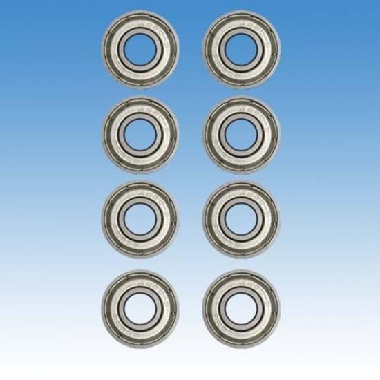 Set Bearings Tempish ABEC 5 (8 pc)
