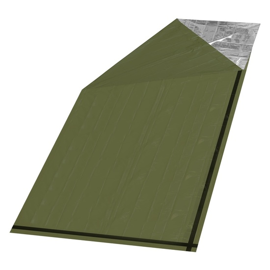 Isothermal foil Cattara SOS green wheel 200x92cm