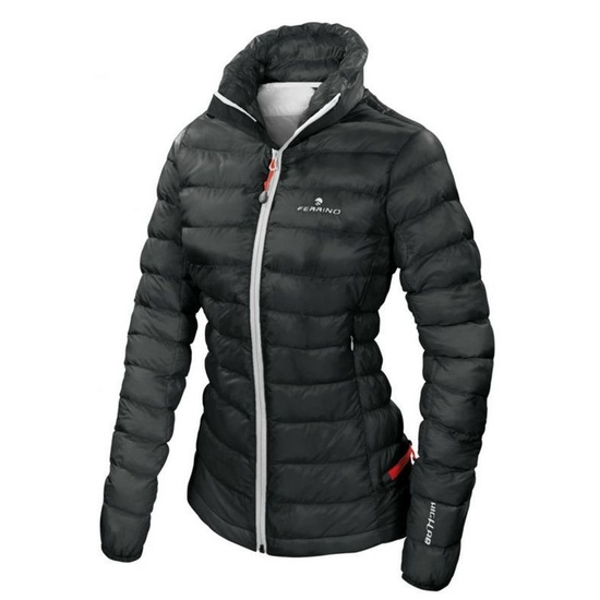 Women jacket Ferrino Saguaro black