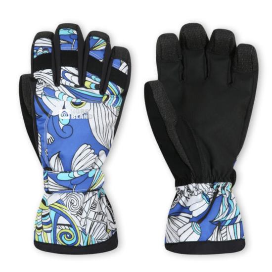 Women gloves NORDBLANC NBWG2936_MDG