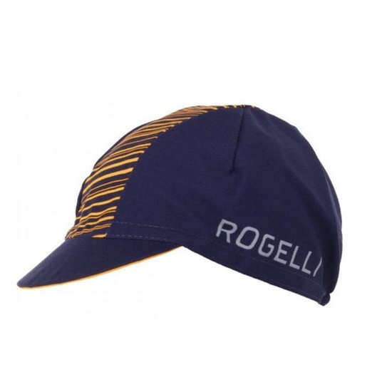 Sports cap Rogelli RITMO, blue and orange 009.951.