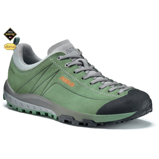 Shoes Asolo Space GV ML hedge green/A853