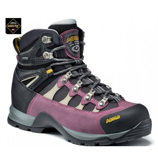 Shoes Asolo Stynger GTX grapeade/gunmetal/297