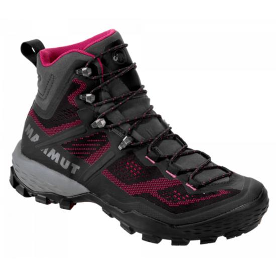 Shoes Mammut Ducan High GTX ® Women phantom-dark pink