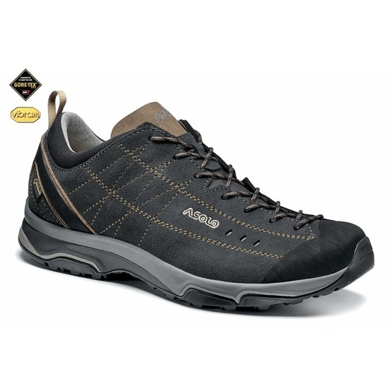 Shoes ASOLO Nucleon GV MM graphite / brown A921