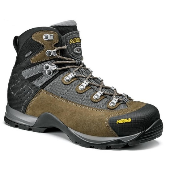 Shoes Asolo Fugitive GTX truffle/stone/914