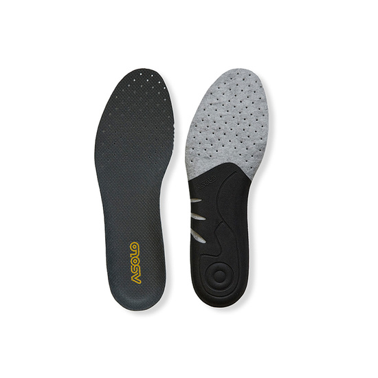 Insoles to shoes Asolo Standard Unisex grey