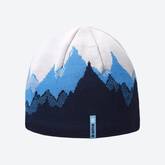 Knitted Merino cap Kama K64 108 XL