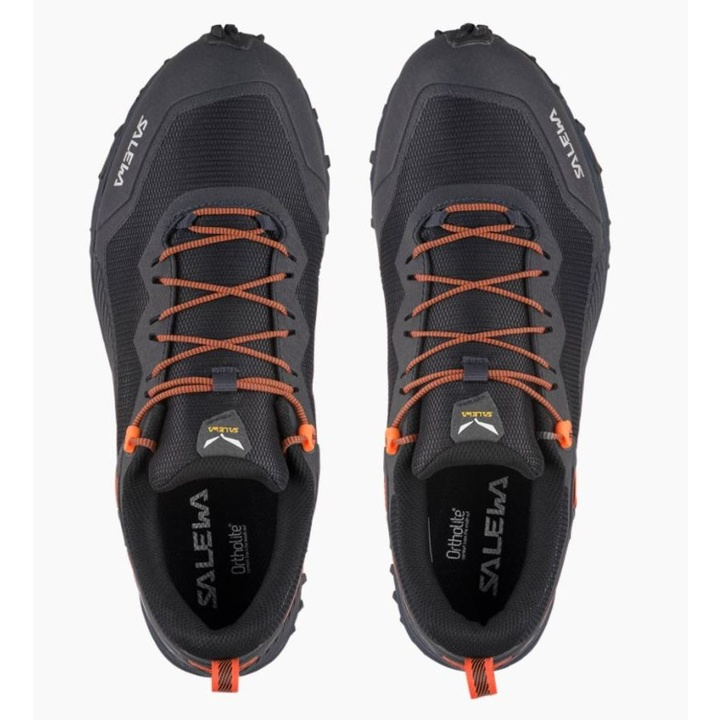 Men shoes Salewa MS ULTRA TRAIN 3 ombre blue red orange