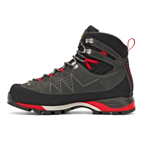 Shoes Asolo Traverse GV MM graphite/red/A619