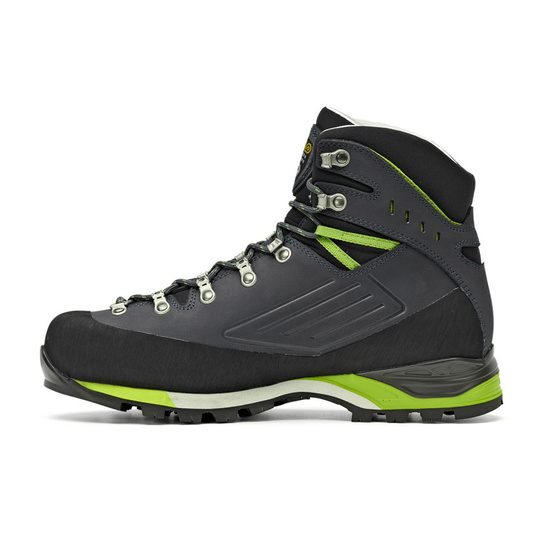 Shoes Asolo Superior GV MW navy blue / green lime/A673