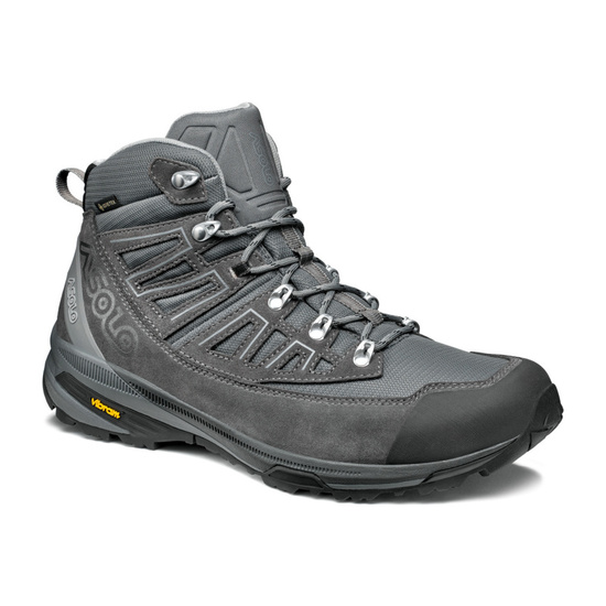 Men winter boots Asolo Narvik GV MM graphite / smoky grey/A937