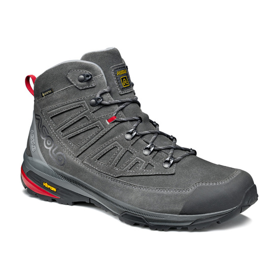 Men winter boots Asolo Oulu GV MM graphite/red/A619