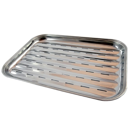 BBQ bowl Lucifer stainless 4446-1