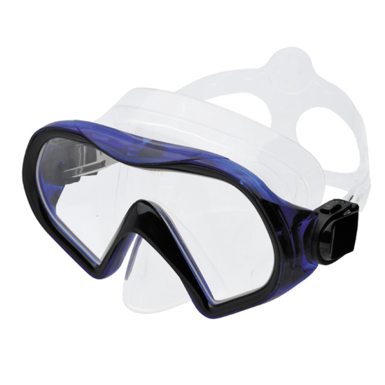 Mask Spokey TABARO color: blue
