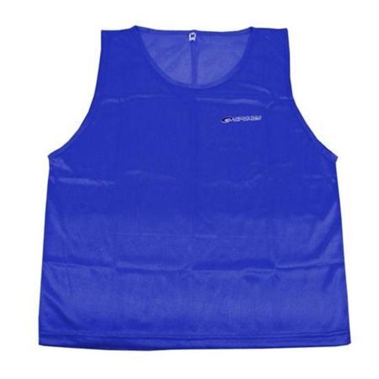 Distinguishing jersey Spokey SHINY blue