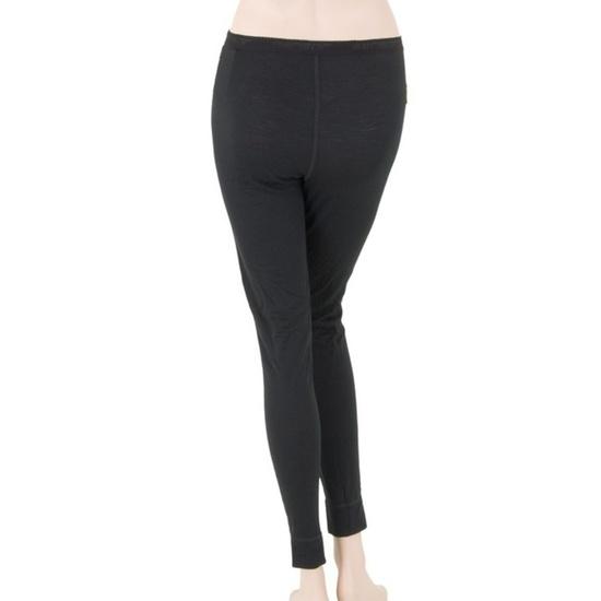 Women longjohns Sensor Merino Wool Active black 11109022