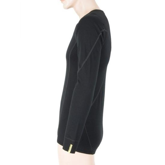 Men shirt Sensor Merino Wool Active black 11109033
