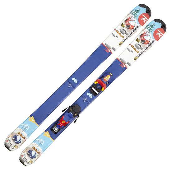 Ski Rossignol ROBOT + Comp KID 25 L