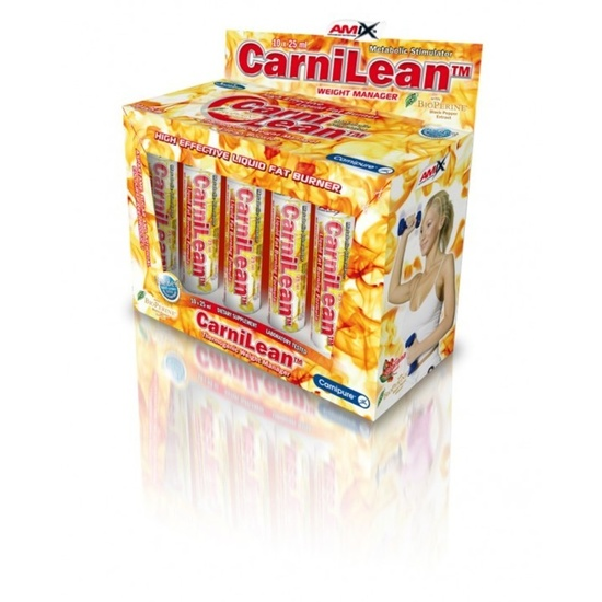 Reduction weight Amix CarniLean ™ 10 x 25 ml amp.
