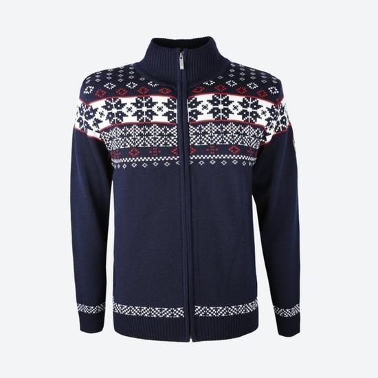 Merino Sweater Kama 4045 108 blue