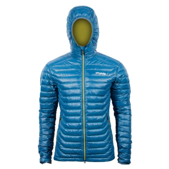 Jacket Pinguin Hill Hoody jacket Petrol