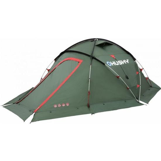 Tent Husky Fighter 3-4 green