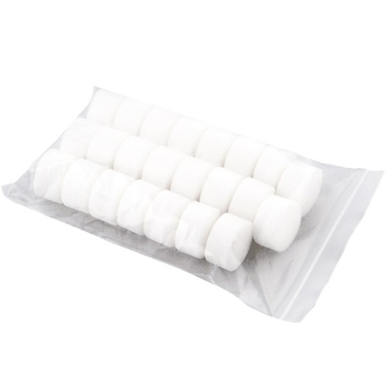 Solid fuel Yate tablets in PE bag 200g