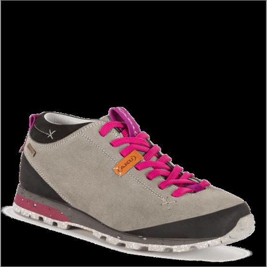 Shoes AKU BEL LAMONT SUEDE GTX W'S grey