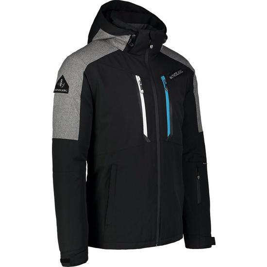 Men ski jacket Nordblanc TidAlloy NBWJM6901_CRN