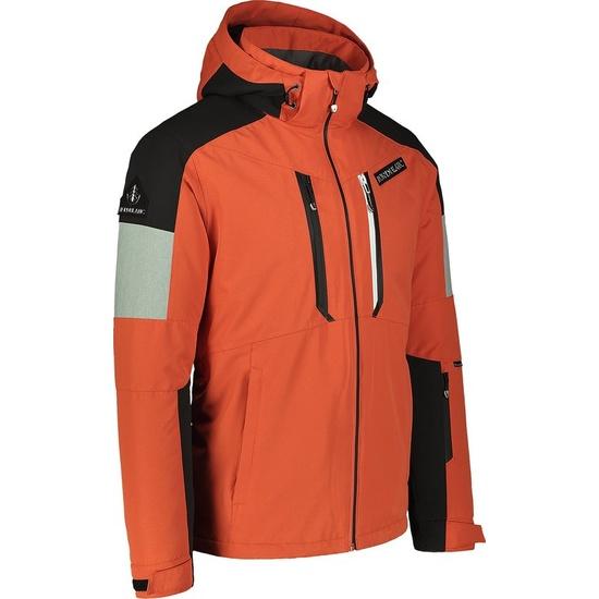 Men ski jacket Nordblanc TidAlloy NBWJM6901_ROZ