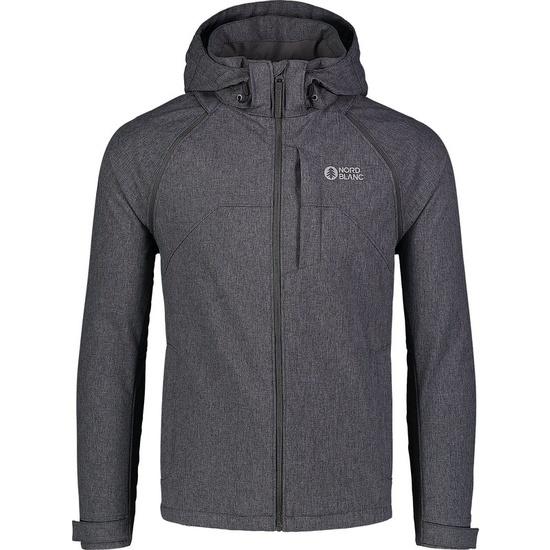 Men's softshell jacket Nordblanc Wise NBSSM7174_GRM