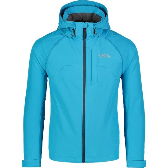 Men's softshell jacket Nordblanc Wise NBSSM7174_KLR