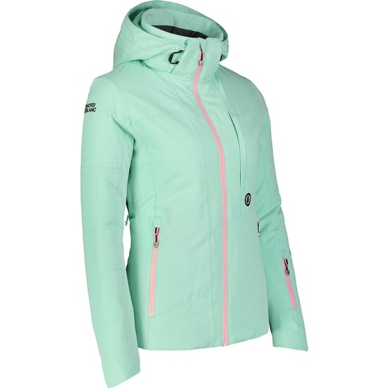Women ski jacket Nordblanc Harsh NBWJL7311_ZEU