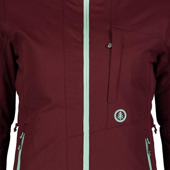 Women ski jacket Nordblanc Harsh NBWJL7311_ZPV