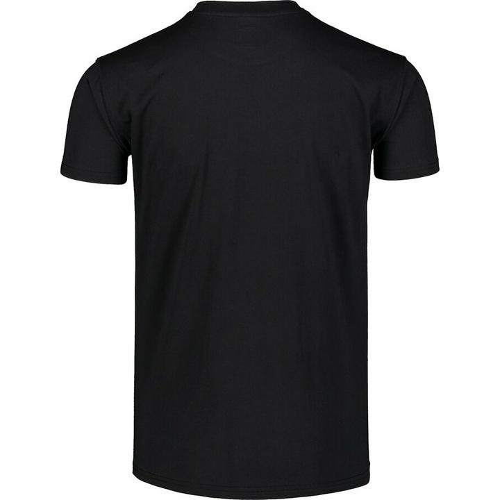 Men's cotton shirt Nordblanc TREETOP black NBSMT7399_CRN