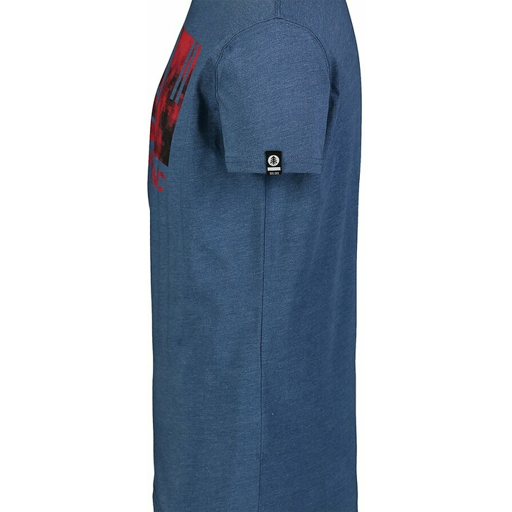 Men's cotton shirt Nordblanc TREETOP blue NBSMT7399_SRM