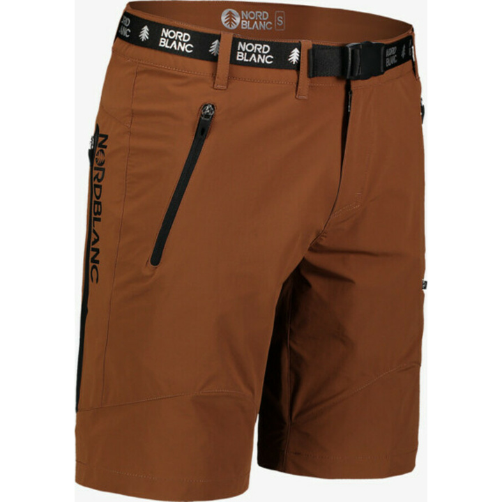 Men outdoor shorts Nordblanc Buckle NBSPM7410_HDU